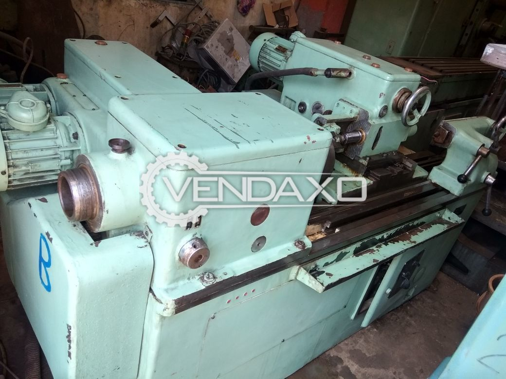 Stanko Gear Hobber Universal Machine - 800 mm