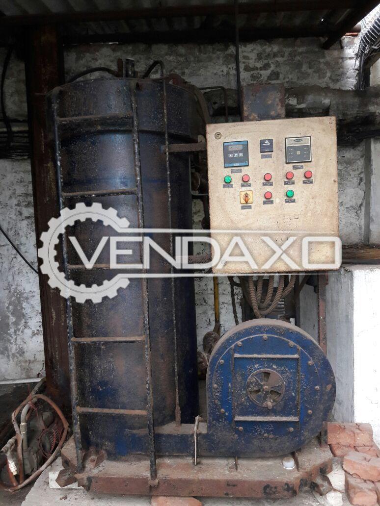 IBR Steam Boiler - 400 Kg