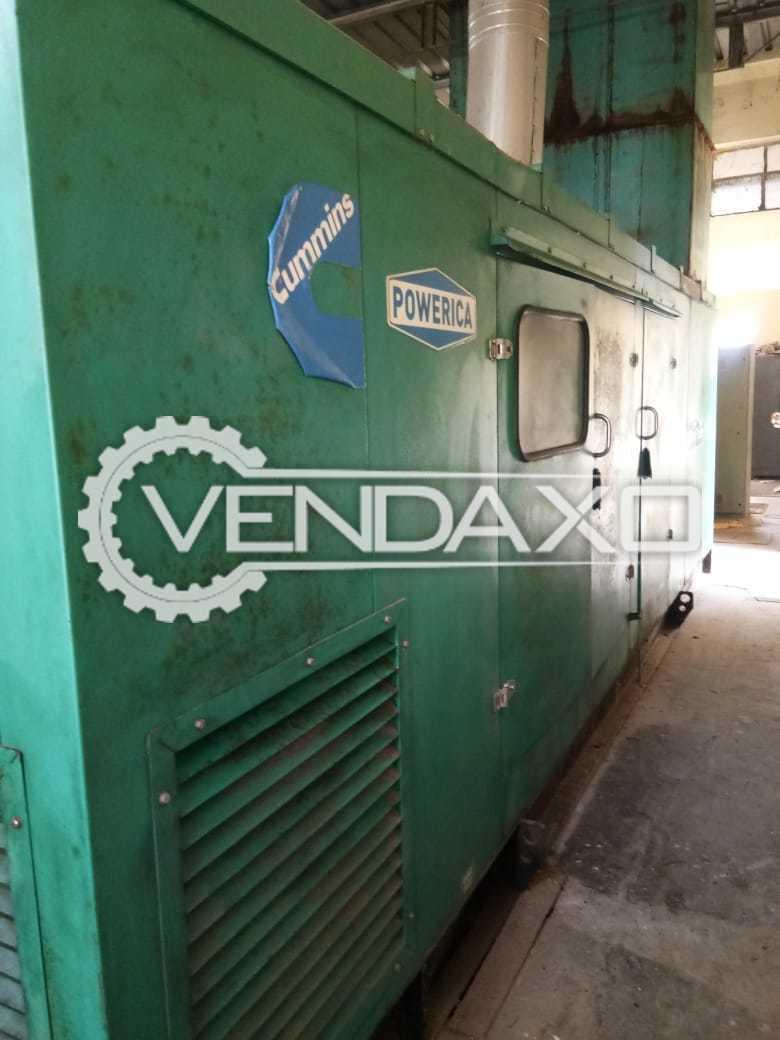 Powerica Diesel Generator - 500 Kva