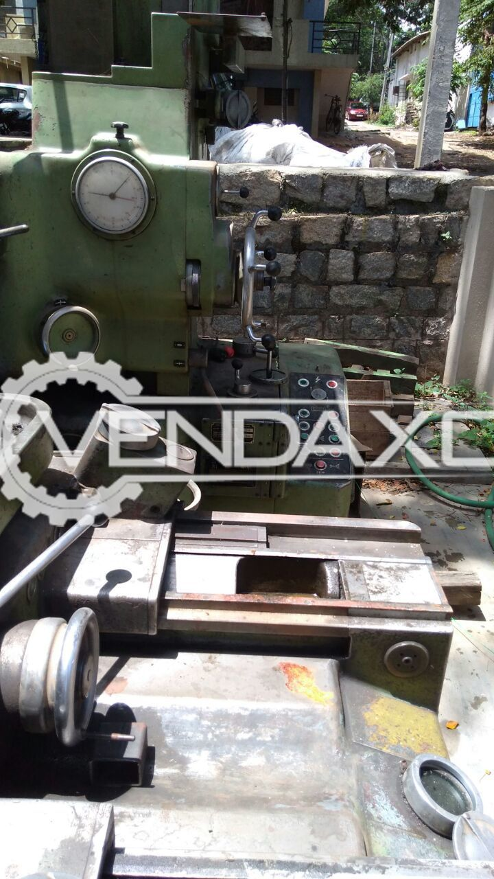 Dixi HBM-6 Horizontal Jig boring Machine