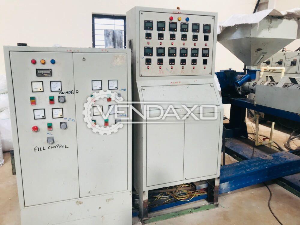 Kalimata tape plant - 150 KG