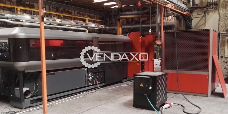 Amada LC 3015 X1 NT laser cutting machine