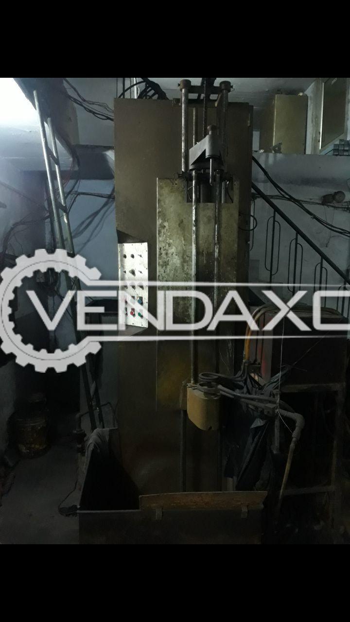 Medium Frequency Induction Heating Machine - 40 KW