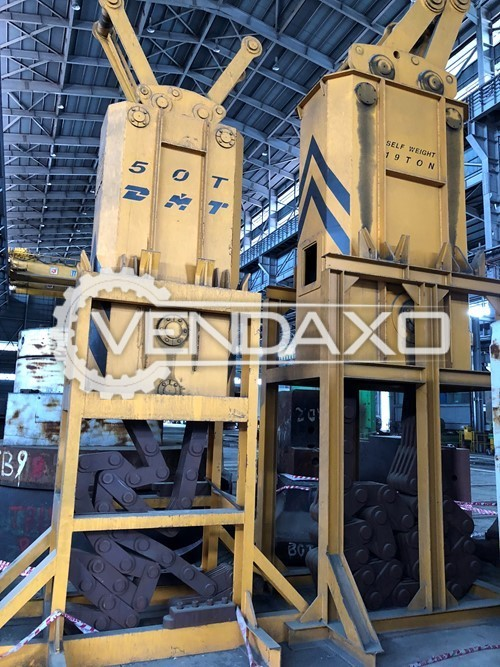 DMT Turning Chain - 50 Ton
