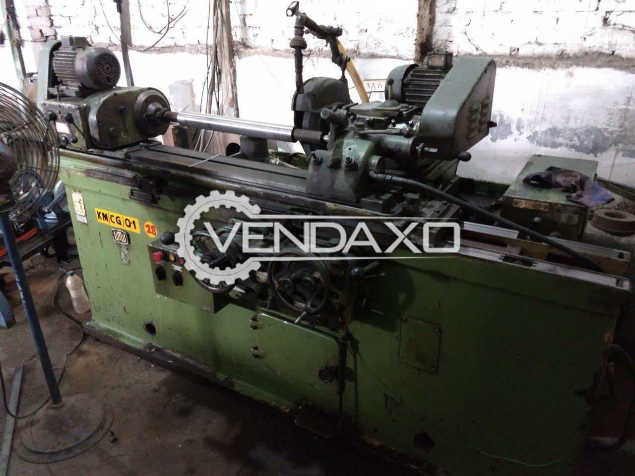 WMW Hydraulic Cylindrical Grinding Machine