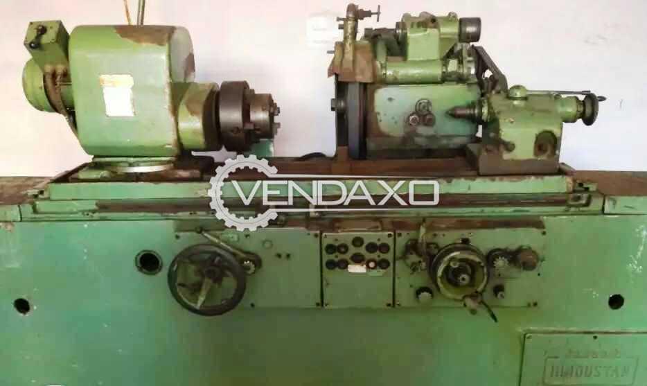 HMT G17/800 Hydraulic Cylindrical Grinder Machine - 250 MM