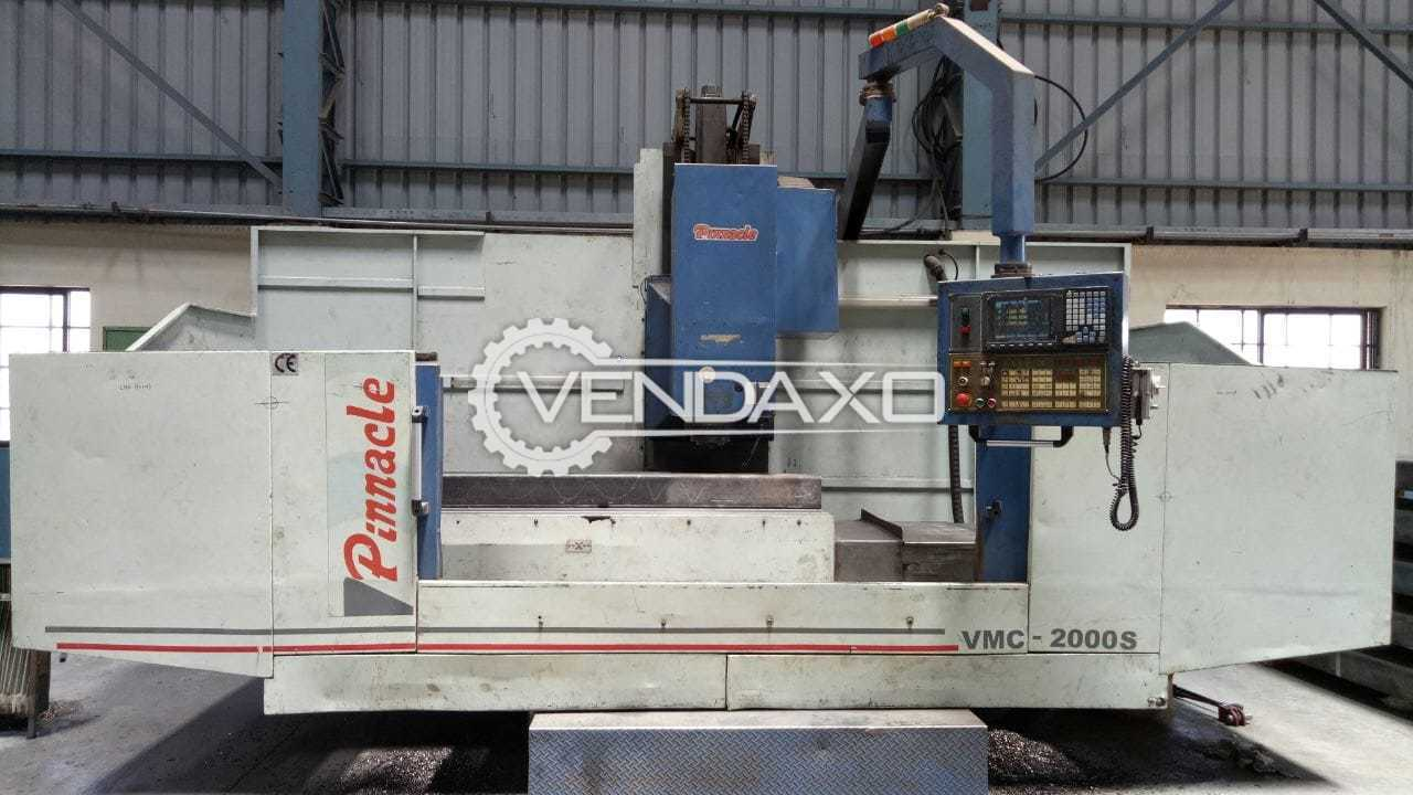 Pinnacle PK-VMC200S CNC Verticle Machine Center