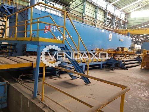 YSD Shear M/C Shear Machine