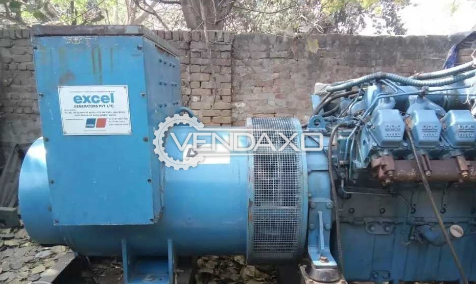 MTU Diesel Generator - 1000 KVA