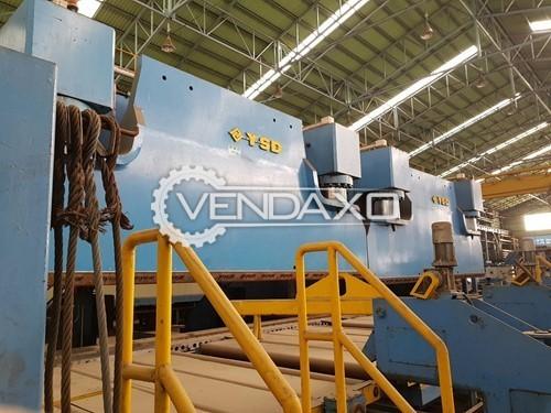 YSD Press Brake