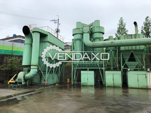 Kwanglim Dust Collector Machine