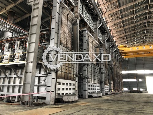 Daekyo Car Bottom Heat Treatment Furnace