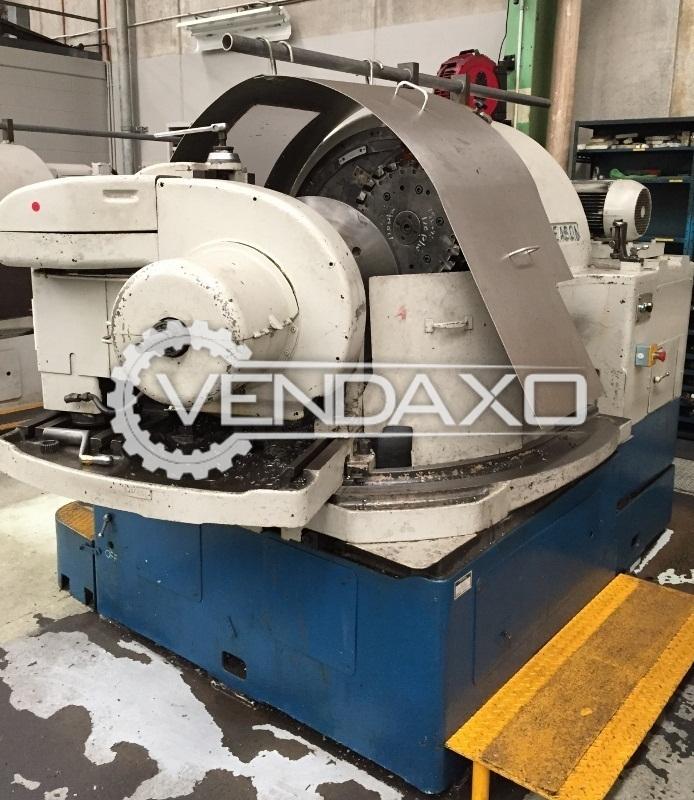 Gleason 26 Spiral Bevel Gear Machine
