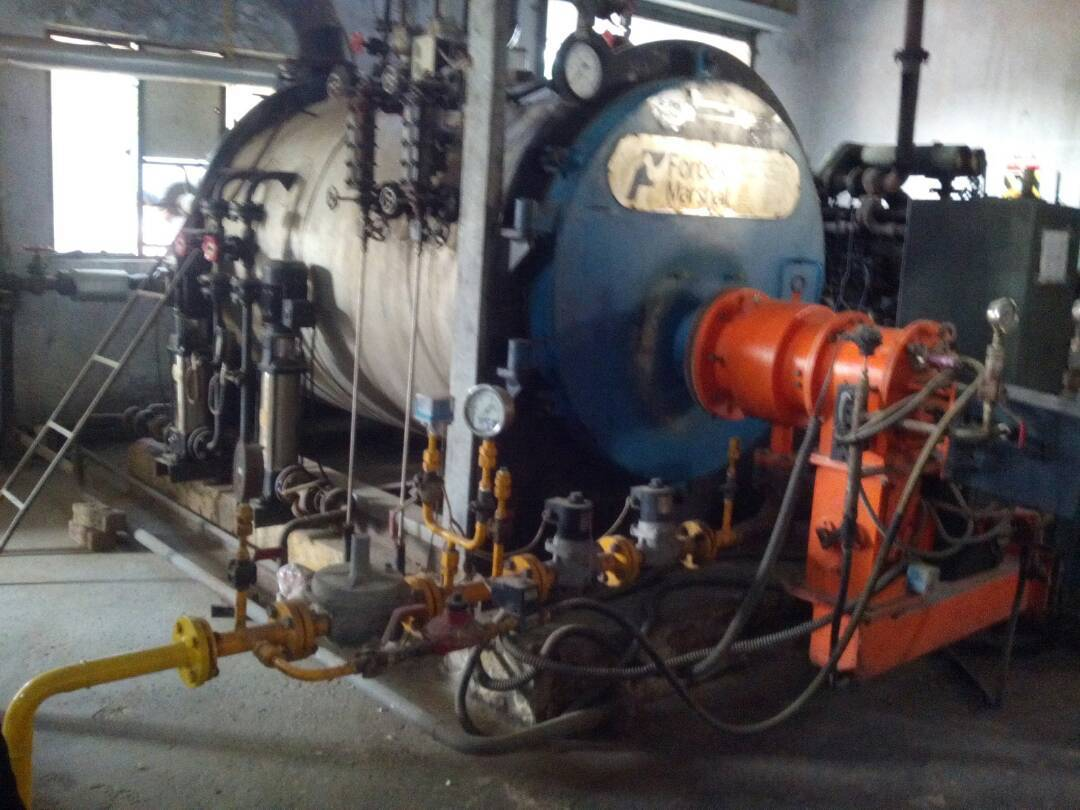 Minimax Compact Package Boiler