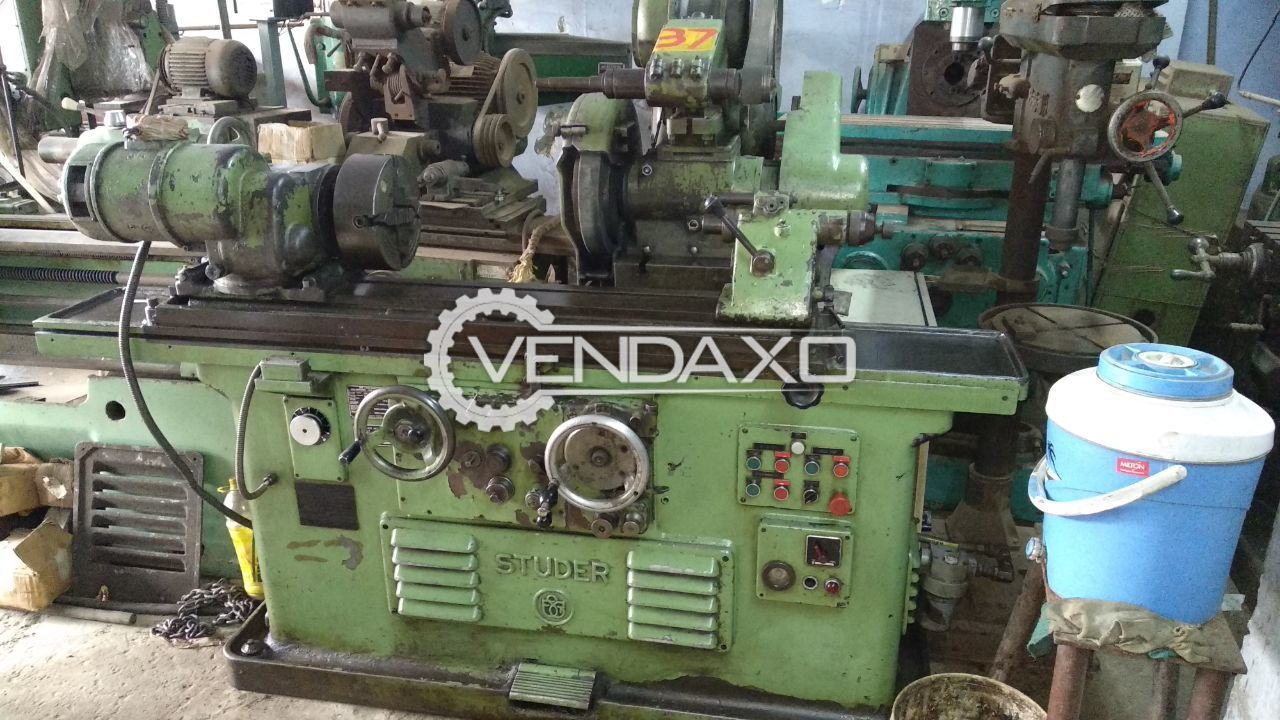 Studer RH750 Universal Grinding Machine