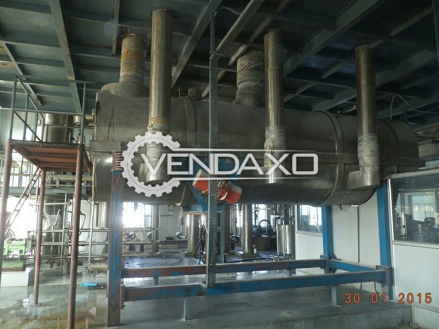 Turmeric Powder Plant -15 Ton