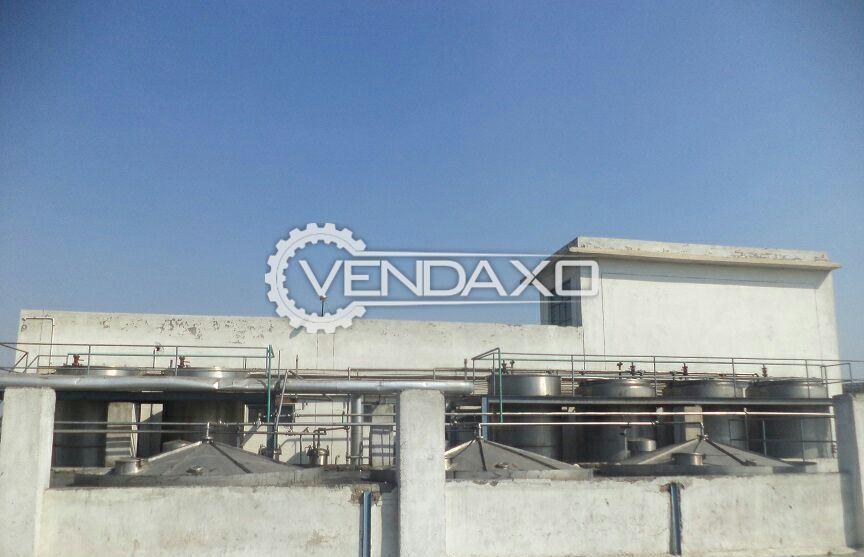 Ghee plant - 10 ton