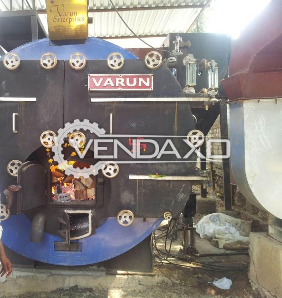 Varun Boiler - 1 Ton