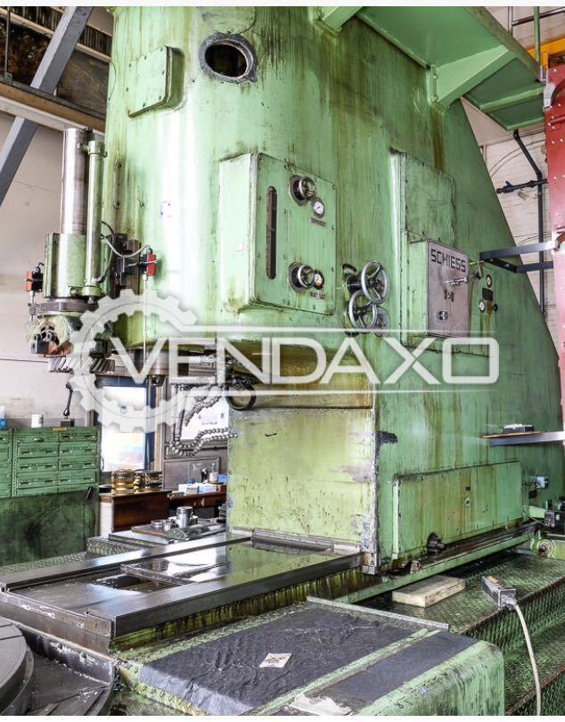 Schiess Model RS 30 x 55 Gear Shaping Machine