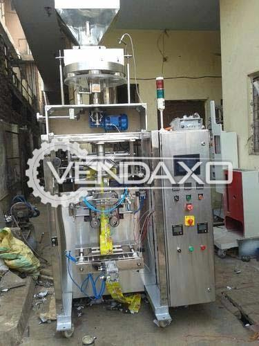 Packaging Machine for Food Products Like Kurkure,Corn Balls,Corn Rings etc