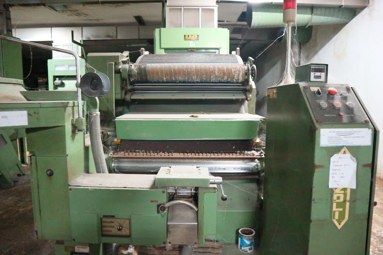 Marzoli Carding machine C-41