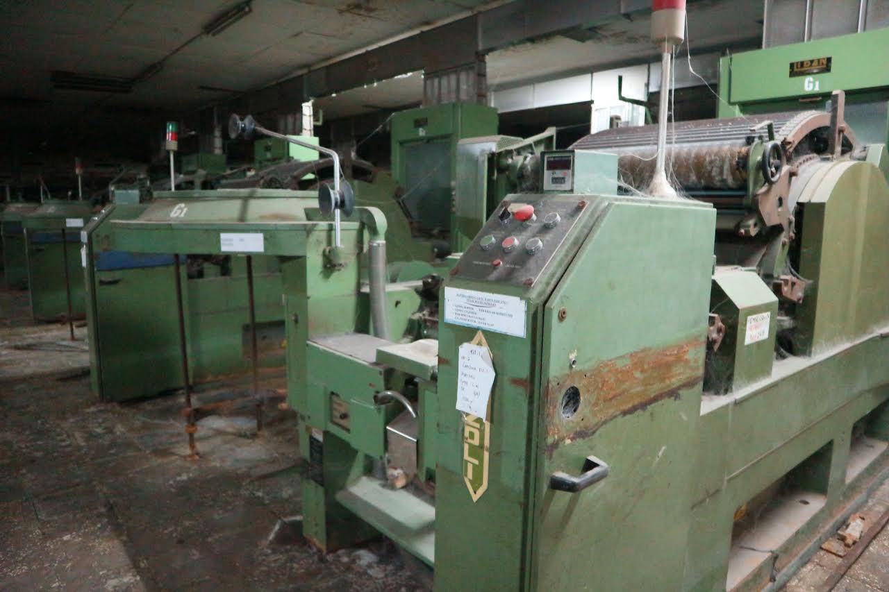 Marzoli carding machine c 41 2
