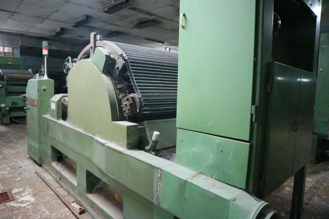 Marzoli carding machine c 41 3