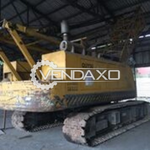 XCMG QUY50 Crawler Crane Machine
