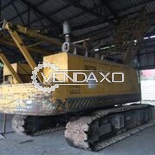 XCMG QUY50 Crawler Crane Machine