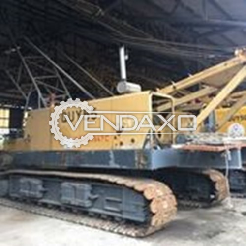 XCMG QUY55 Crawler Crane Machine