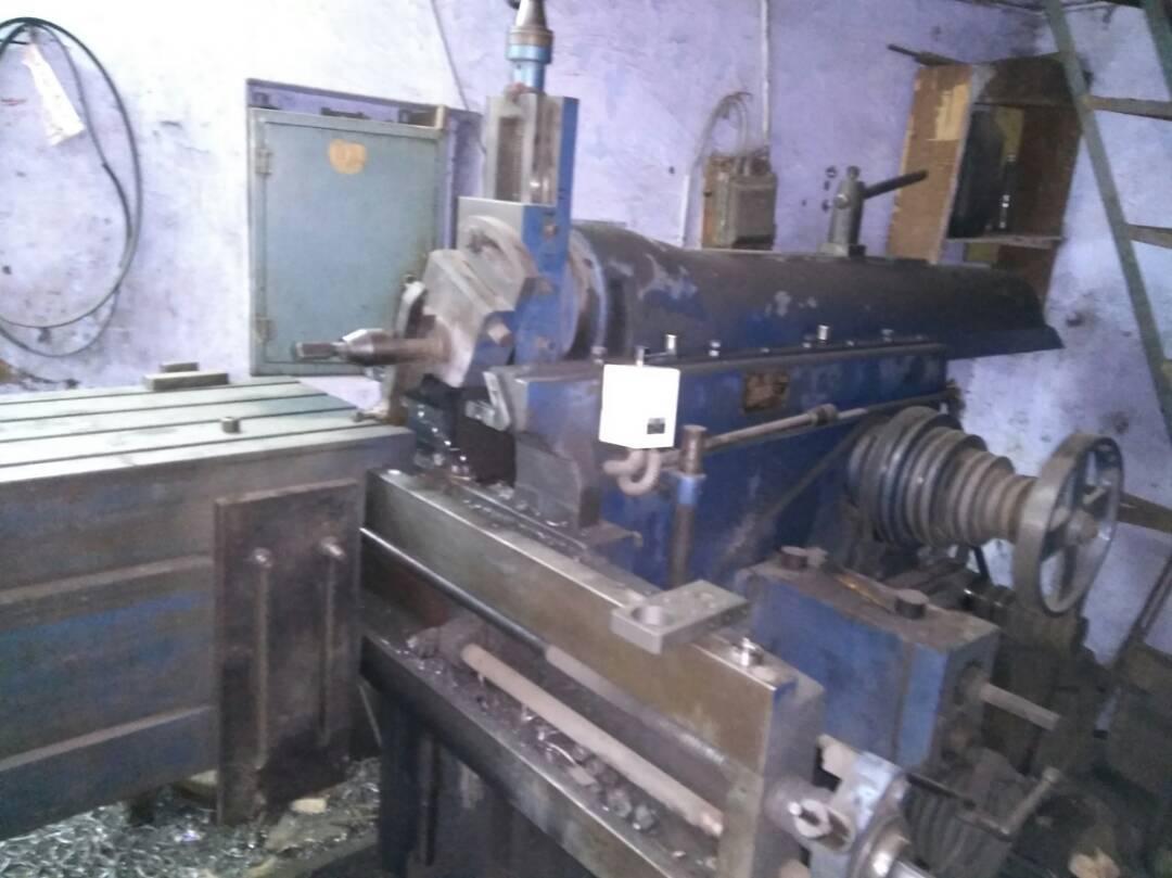 Shaping machine 3