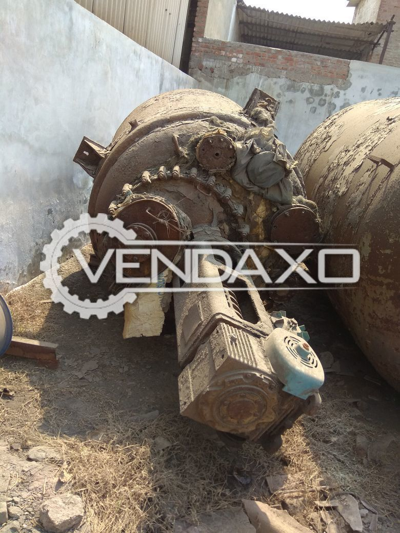 Glassline Vessel - 3000 Liter
