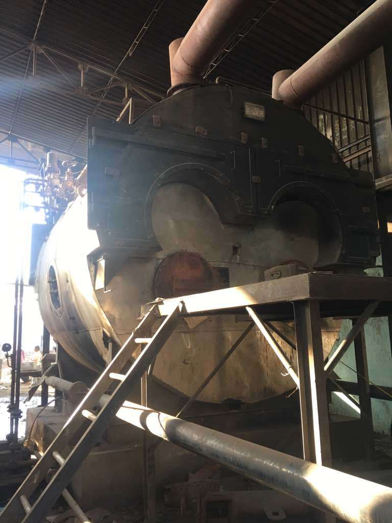 Steam Boiler - 7.5 Ton