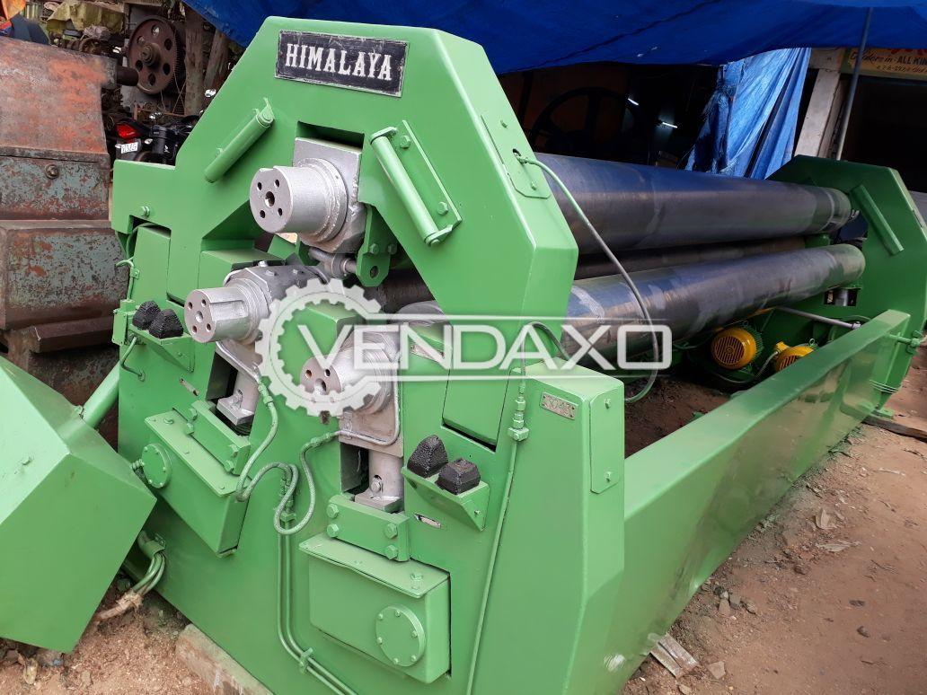 Laufer Plate Rolling Machine - 25 MM