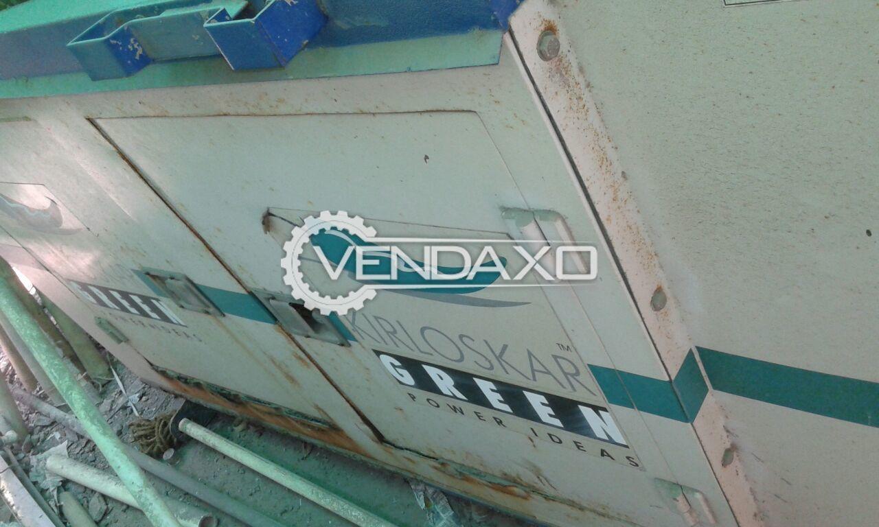 Used Kirloskar Diesel Generator - 30 Kva for Sale at Best Prices