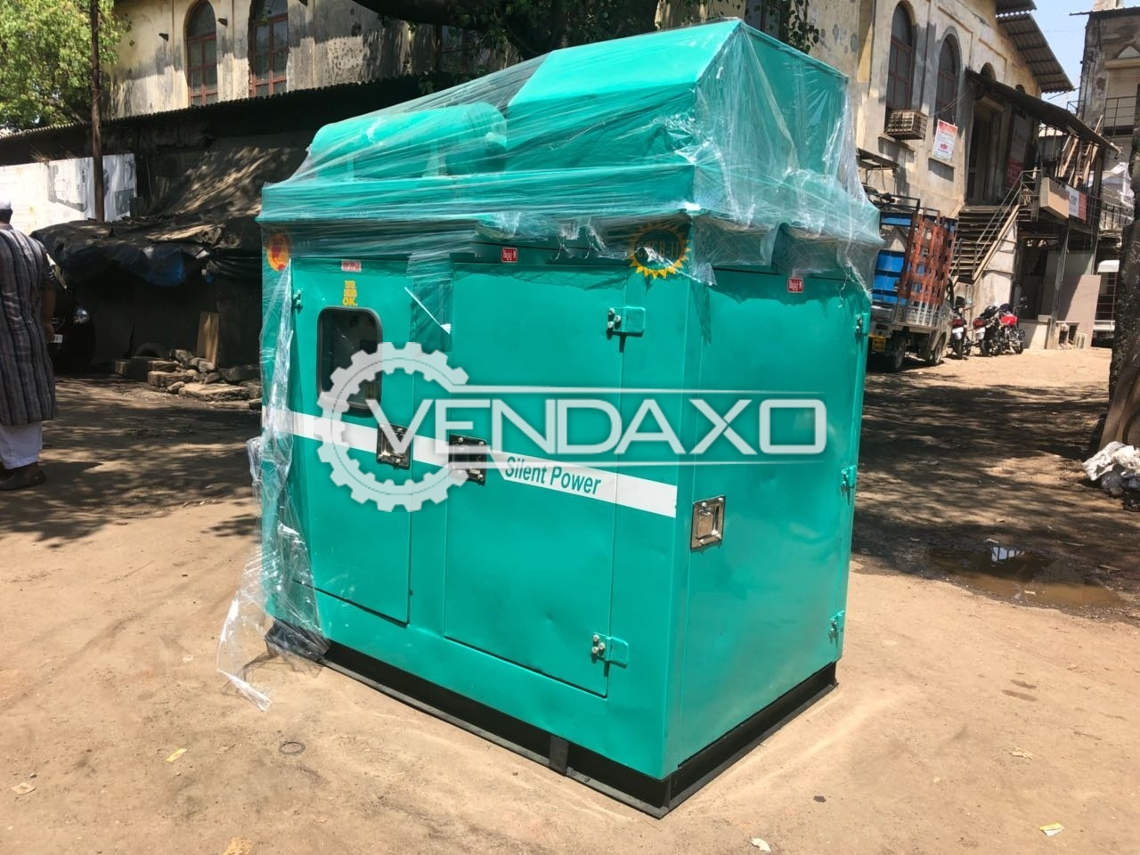 Silent Diesel Generator - 25 Kva