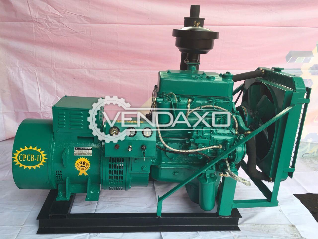 Diesel Generator - 62.5 Kva