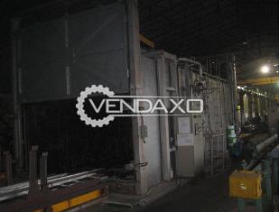Hanil 180 Aluminium Extrusion Press Line - 1800 Ton