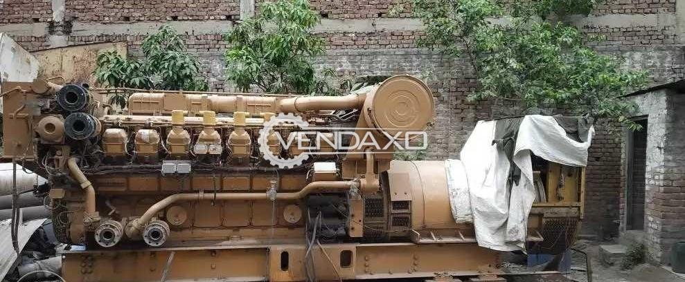 Caterpillar Diesel Generator - 2000 Kva