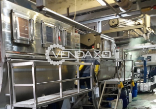 Polyester Fabric Dyeing and Printing Complete  Line Equipment