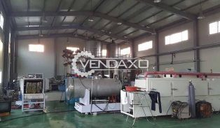 Cell Phone Case U.V Coating Line