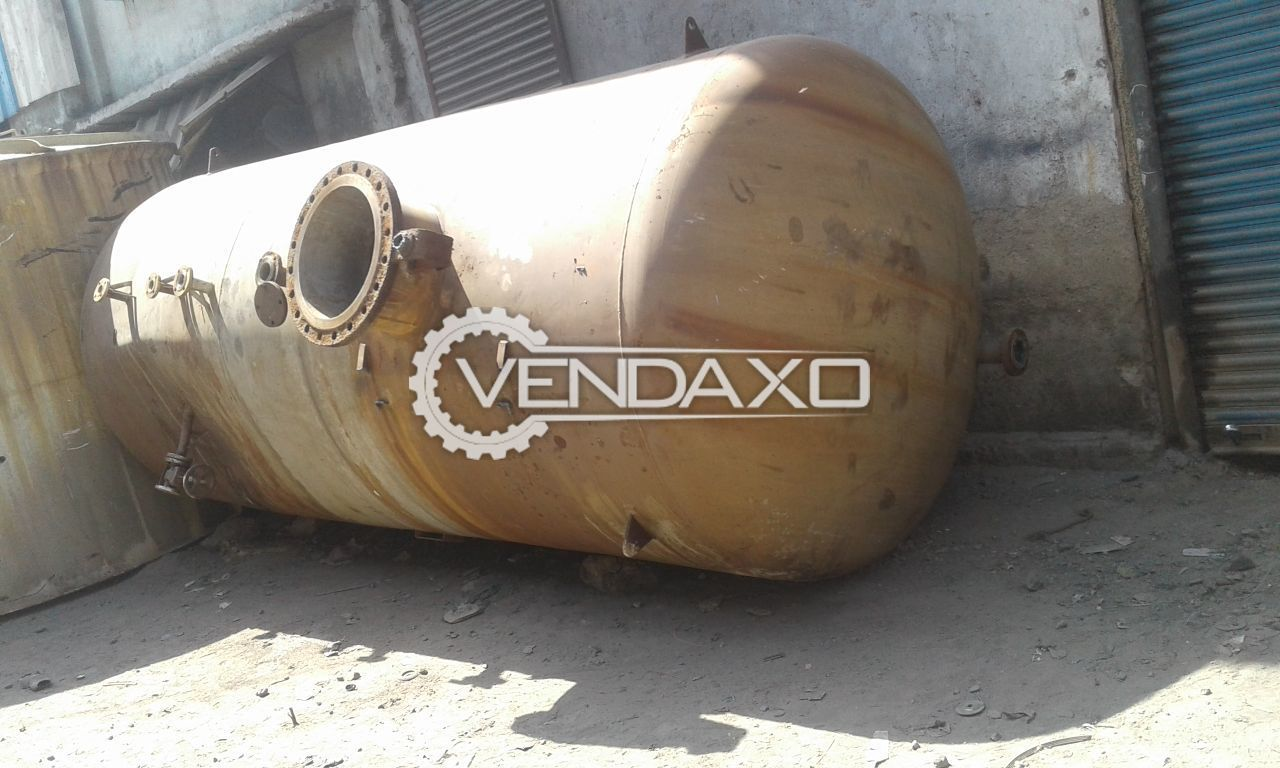 SS 316 Storage Tank - 6 KL