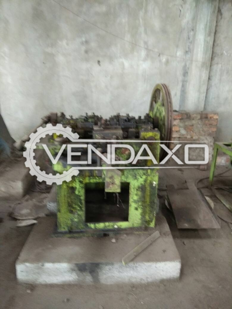 Used NAIL MAKING MACHINE | Second Hand Other Metal Processing and ...