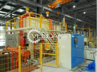 Magnesium Extrusion Press Line - 2000 Ton