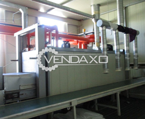 Aluminum Wheel Coating line