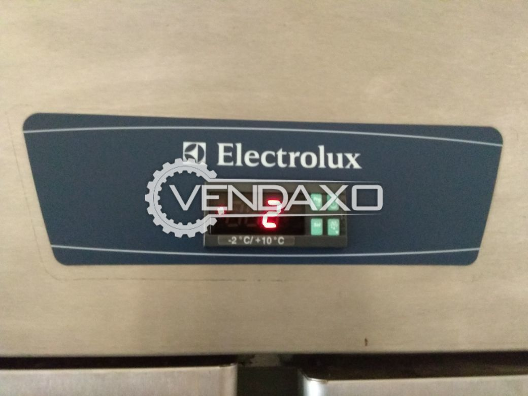 Electrolux commercial refrigerator 2