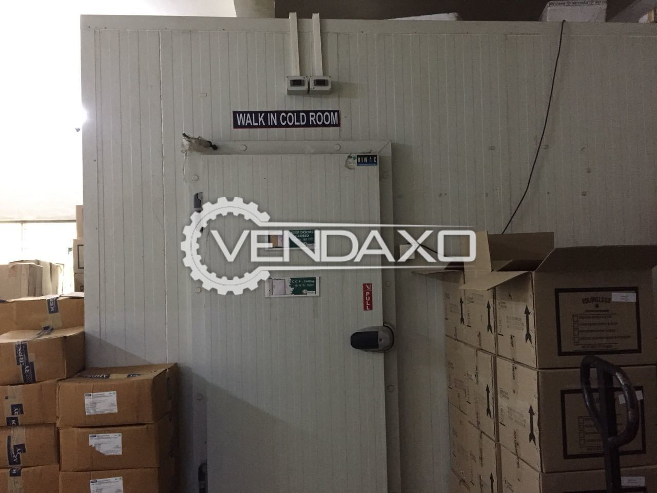 Electrolux commercial refrigerator 4