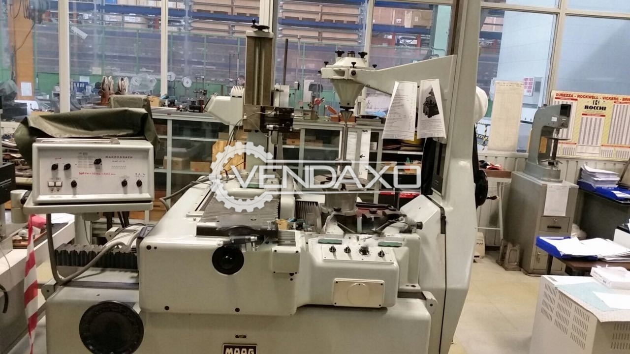 Maag PH 100 Gear Tester Machine