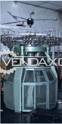 Fukuhara FIL - 8 AE Circular Knitting Machine
