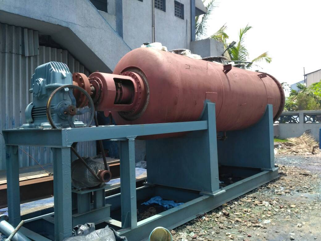 Rotary Vacuum Dryer - RVD